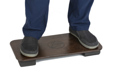 Standing on Active Office Board