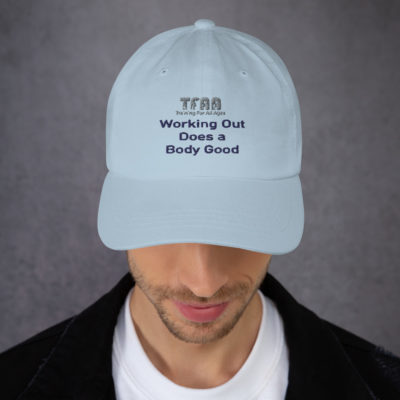 Men's Dad Hat With Sign's and Sayings