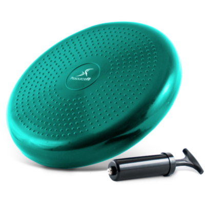 green core balance disc with pump